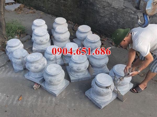 Đá kê cột đẹp nhà thờ họ tại Vũng Tàu, Bình Dương, Đồng Nai