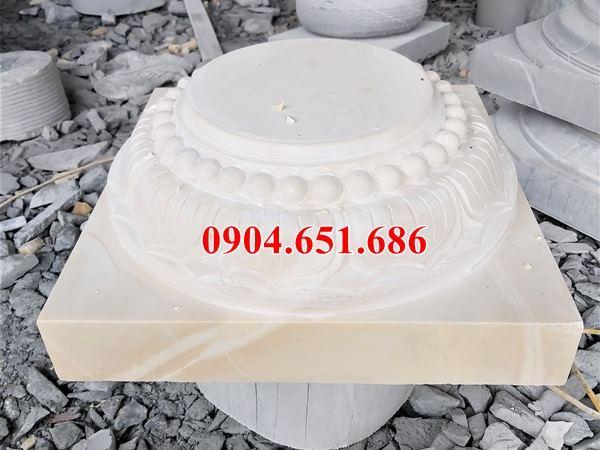 Địa chỉ bán các mẫu tảng đá kê cột gỗ nhà giá rẻ, chất lượng cao, vận chuyển toàn Việt Nam