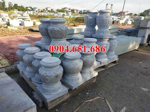 Cung cấp các mẫu chân tảng đá kê cột gỗ đẹp tại Tây Nguyên