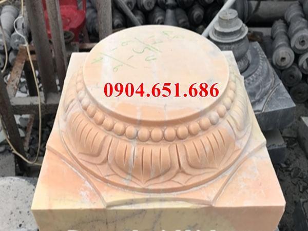 Giá chân táng kê cột đá vàng Nghệ An