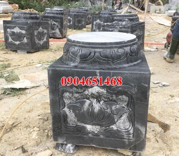Mẫu chân tảng đá kê chân cột đẹp tại Sài Gòn và các tỉnh