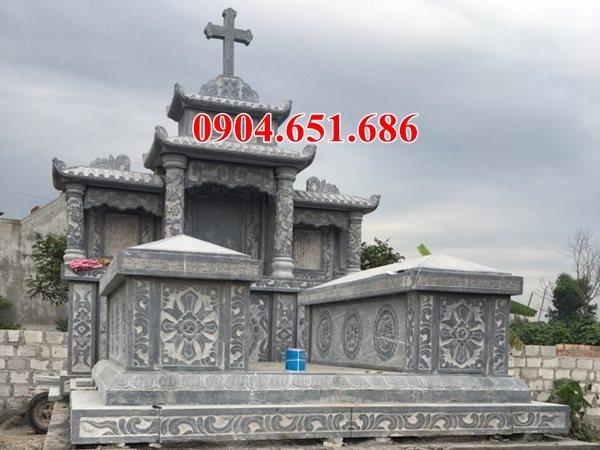 Mẫu lăng mộ đạo đẹp bán và lắp đặt tại các tỉnh miền nam