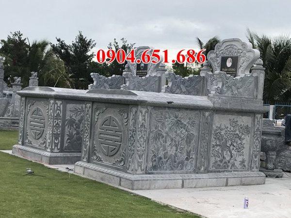 Mộ đôi đá – Các mẫu mộ đôi đẹp bán và lắp đặt toàn quốc