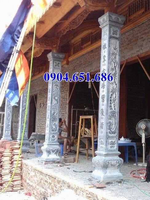 Giá cột đá đình chùa, đền chùa, nhà chùa