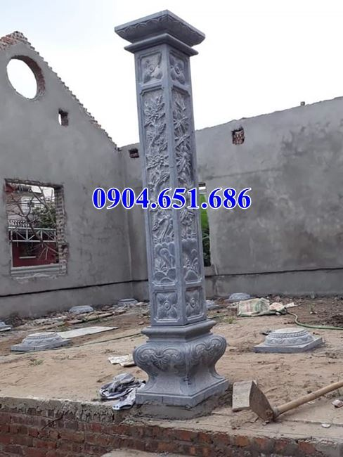 Giá cột đá, cột đồng đá trụ nhà thờ họ