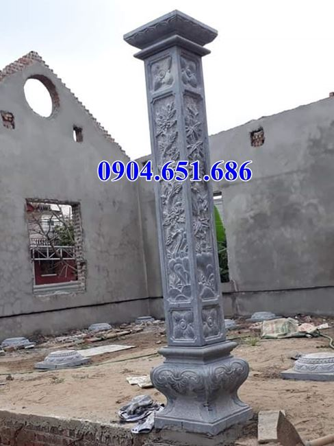 Giá cột vuông đá đẹp