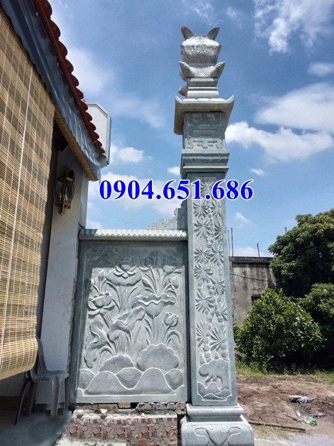 Kích thước cột đá ảnh hưởng rất lớn đến giá cột đá khối tự nhiên