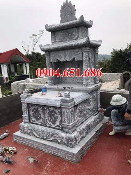 Kích thước mộ đôi chuẩn phong thủy kích thước lỗ ban