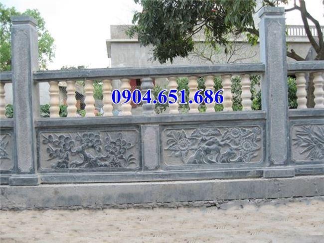 Địa chỉ làm lan can, hàng rào bằng đá khối tự nhiên toàn quốc