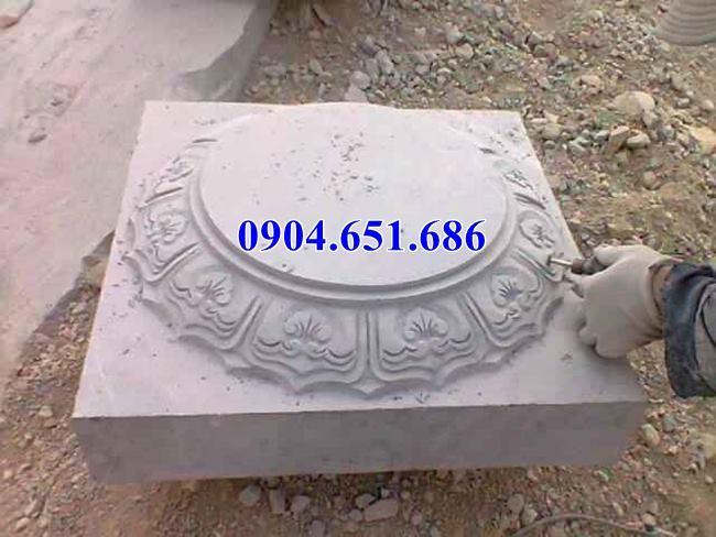 Giá đá kê cột đẹp tại Phú Yên, Khánh Hòa
