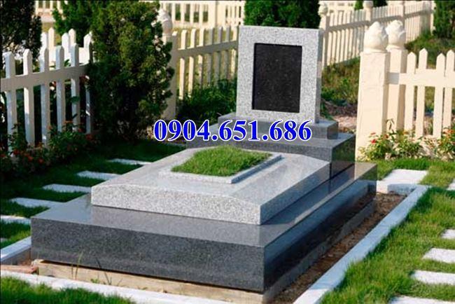 Kích thước mộ đá hoa cương chuẩn phong thủy