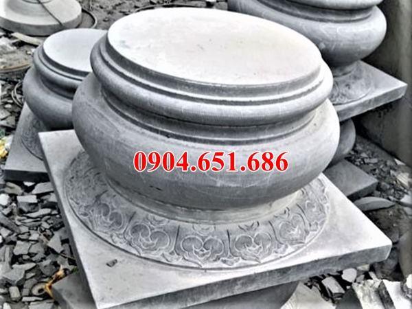 Mẫu chân cột đá bán tại các tỉnh thành