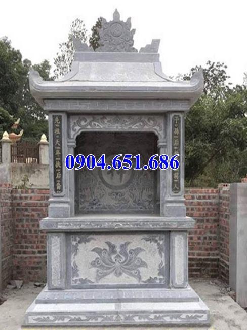 Mẫu miếu thờ thổ thần đá đẹp giá rẻ