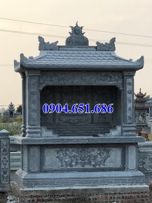 Xây miếu thờ thần linh bằng đá kích thước chuẩn phong thủy
