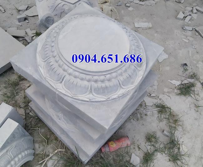 Đá kê cột gỗ nhà bán tại Nghệ An và các tỉnh thành khác