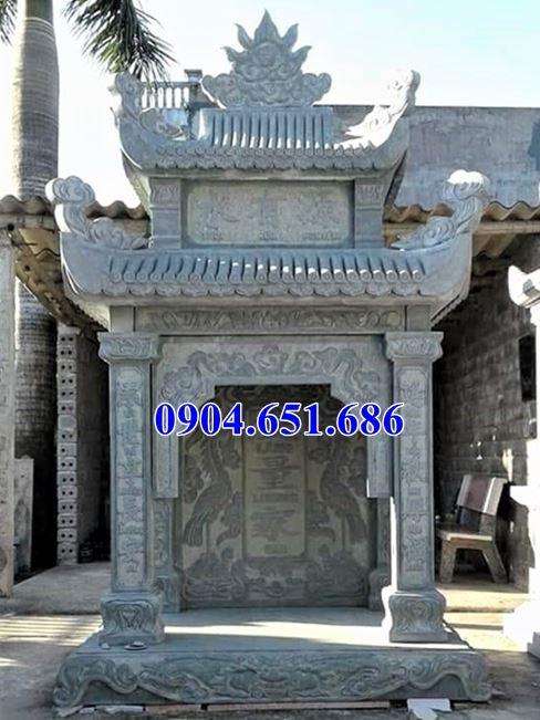 Địa chỉ bán, lắp đặt và xây miếu thần linh bằng đá uy tín chất lượng