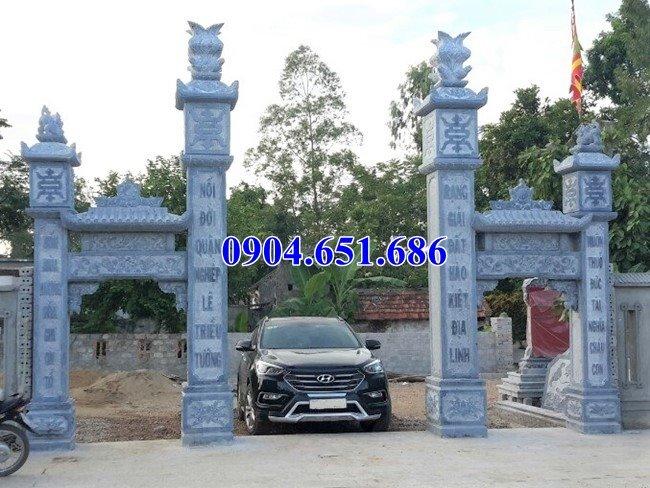 Địa chỉ bán, xây cổng nhà thờ họ, cổng tam quan nhà thờ họ tại Nghệ An