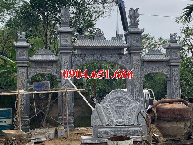 Địa chỉ xây cổng nhà thờ họ tại Tuyên Quang uy tín chất lượng