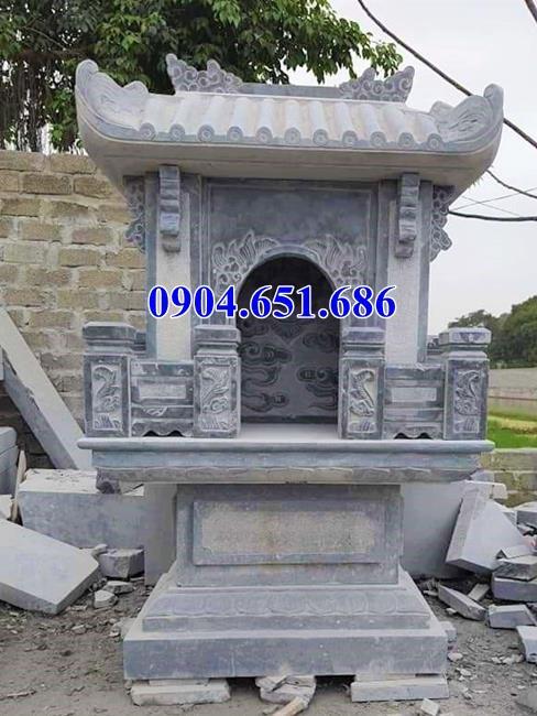 Giá bán và xây miếu thờ thần linh bằng đá tự nhiên