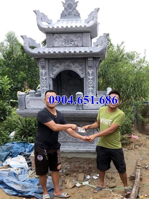 Giá xây miếu thờ đá