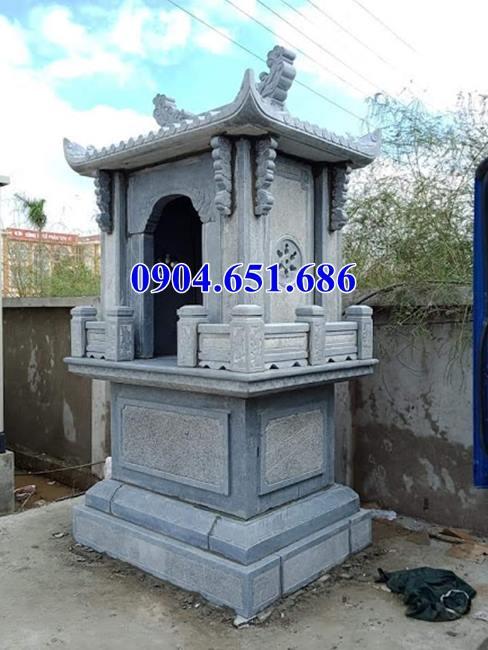 Hình ảnh mẫu miếu thờ xây tại Hà Nội đơn giản đẹp