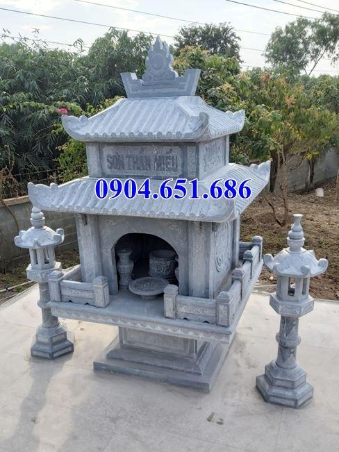 Mẫu miếu thờ thần linh đá đẹp bán tại Sài Gòn, Bình Dương, Đồng Nai, Tây Ninh, Vũng Tàu
