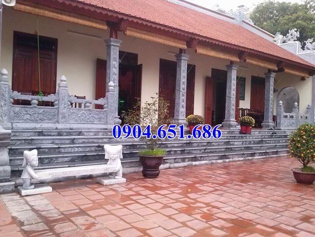 Địa chỉ bán cột đá tự nhiên tại Nghệ An