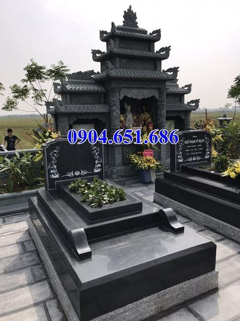 Địa chỉ bán mộ đá hoa cương granite kim sa Ấn Độ uy tín