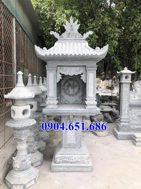 Bán bàn thờ thiên cây hương đá ngoài trời tại Kiên Giang An Giang