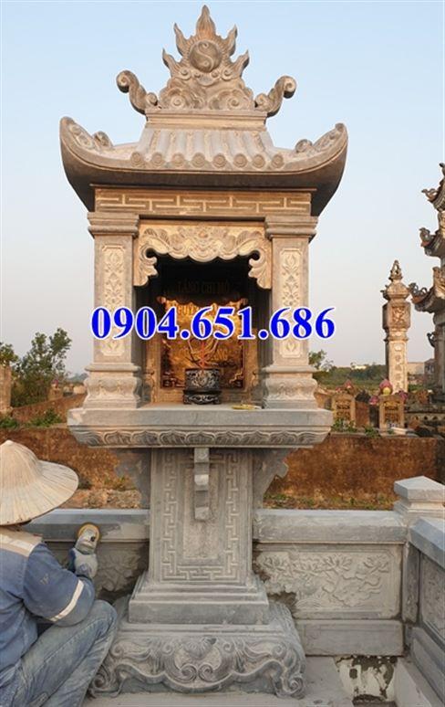 Bán báo giá bàn thờ thiên cây hương đá ngoài trời tại Hà Nội và các tỉnh