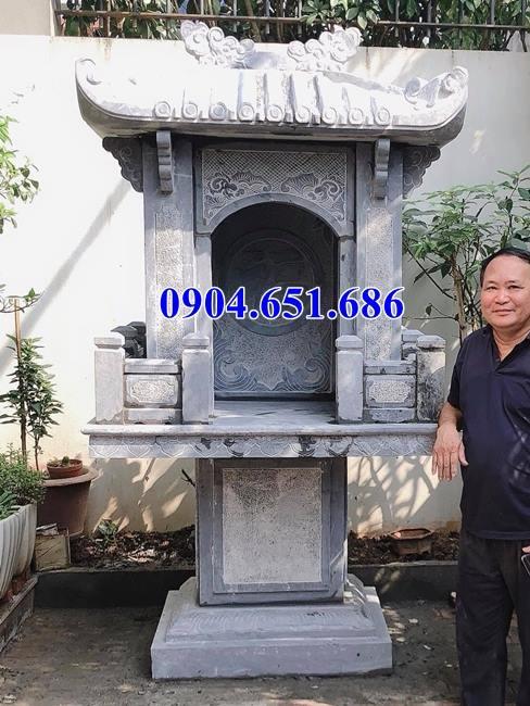 Bán cây hương đá bàn thờ thiên ngoài trời tại Cà Mau, Bạc Liêu