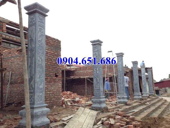 Bán cột đá nhà thờ họ tại Nghệ An