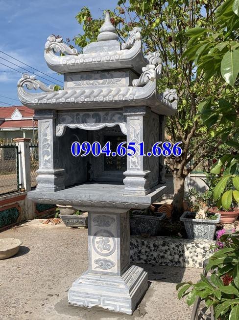 Giá cây hương đá, bàn thờ thiên ngoài trời tại Hải Phòng, Quảng Ninh
