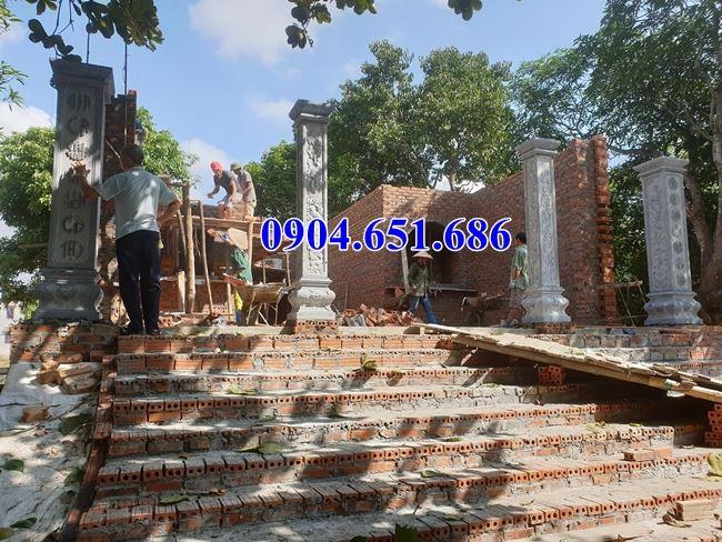 Giá cột đá khối tự nhiên tại Nghệ An