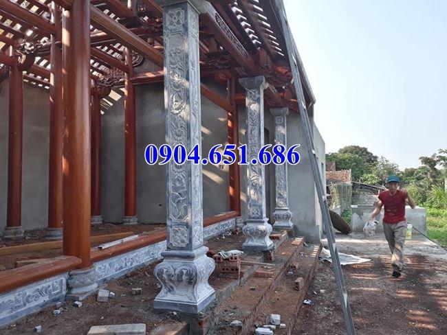 Giá cột đá tự nhiên tại Nghệ An