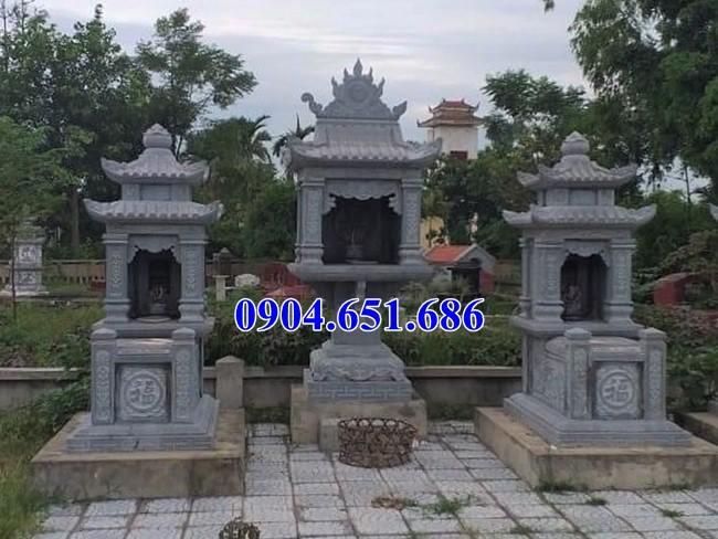 Mẫu cây hương đá nghĩa trang giá rẻ tại Cà Mau, Bạc Liêu