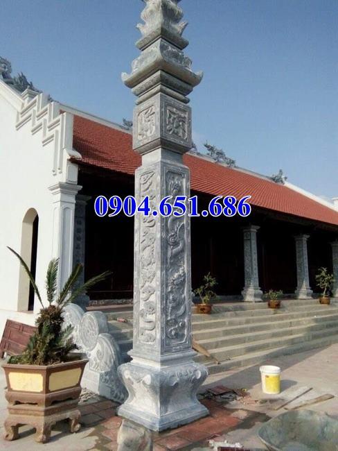 Mẫu cột đá đẹp tại cơ sở đá mỹ nghệ Ninh Bình