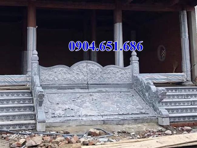Địa chỉ bán chiếu rồng bằng đá giá rẻ tại các tỉnh Tây Bắc