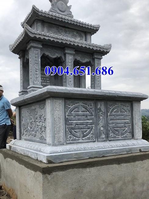 Địa chỉ bán, xây mộ đôi bằng đá đẹp ở Gia Lai