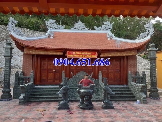 Chiếu rồng từ đường nhà thờ họ thiết kế đẹp bán tại Quảng Ninh