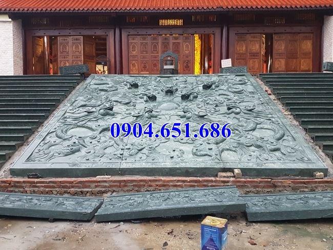 Giá bán chiếu rồng bằng đá tại các Tỉnh Đông Bắc