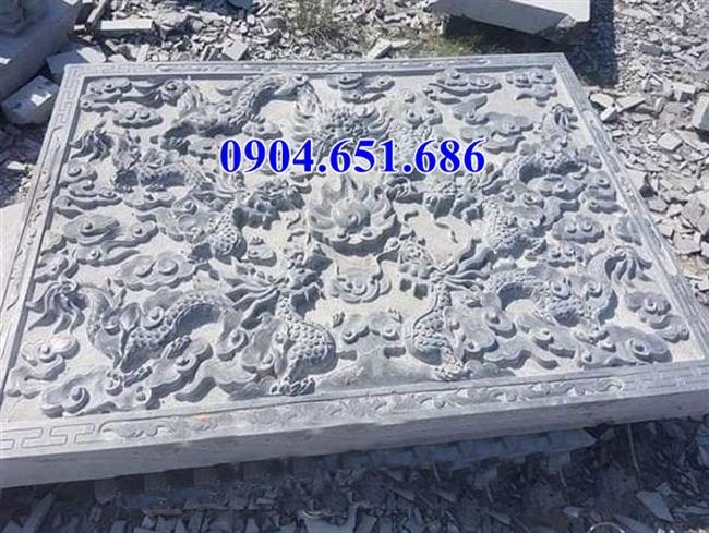 Mẫu chiếu rồng đá khối tự nhiên bán tại Bắc Cạn