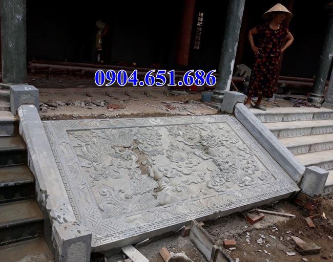 Mẫu chiếu rồng đá nhà thờ họ, từ đường bán tại Tuyên Quang