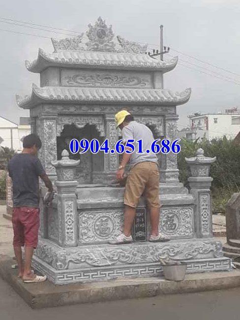 Địa chỉ Cơ sở làm mộ đá đôi đẹp giá rẻ tại Đà Nẵng