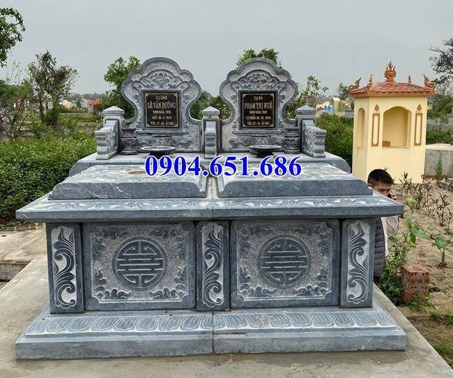 Địa chỉ bán, làm mộ đá đôi đẹp tại Đà Nẵng uy tín, giá rẻ