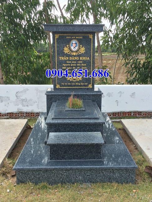 Địa chỉ bán mộ đá granite kim sa đẹp ở Hải Phòng