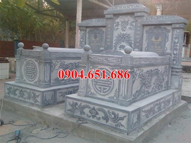 Địa chỉ cơ sở làm mộ đá đôi đẹp tại Sài Gòn – Mộ đá đôi Sài Gòn