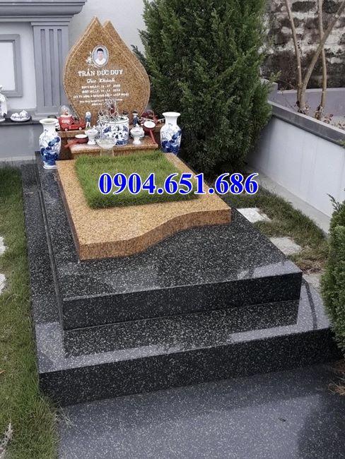 Giá mộ đá hoa cương tại Quảng Ninh