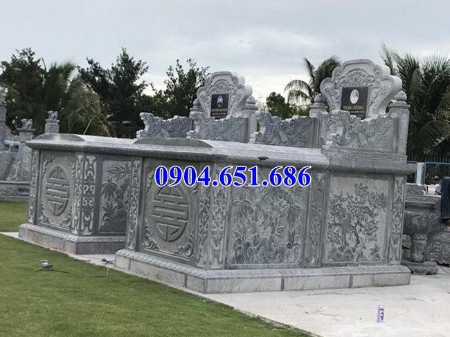 Làm mộ đá đôi tại Quảng Ngãi