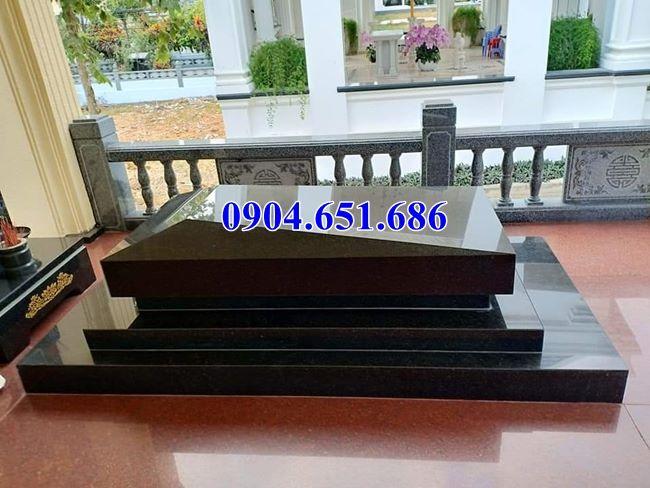 Mẫu mộ công giáo đá granite bán tại Đà Nẵng đẹp